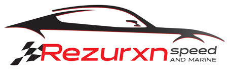 Rezurxn Speed And Marine logo